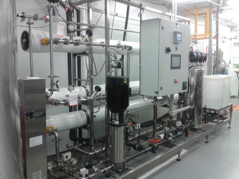 Filtro deionizador osmose reversa