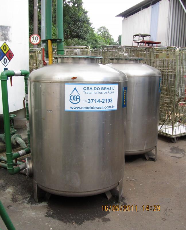 Remoção de ferro da água