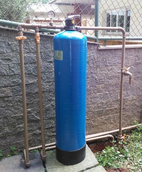 Empresa de fornecimento de água
