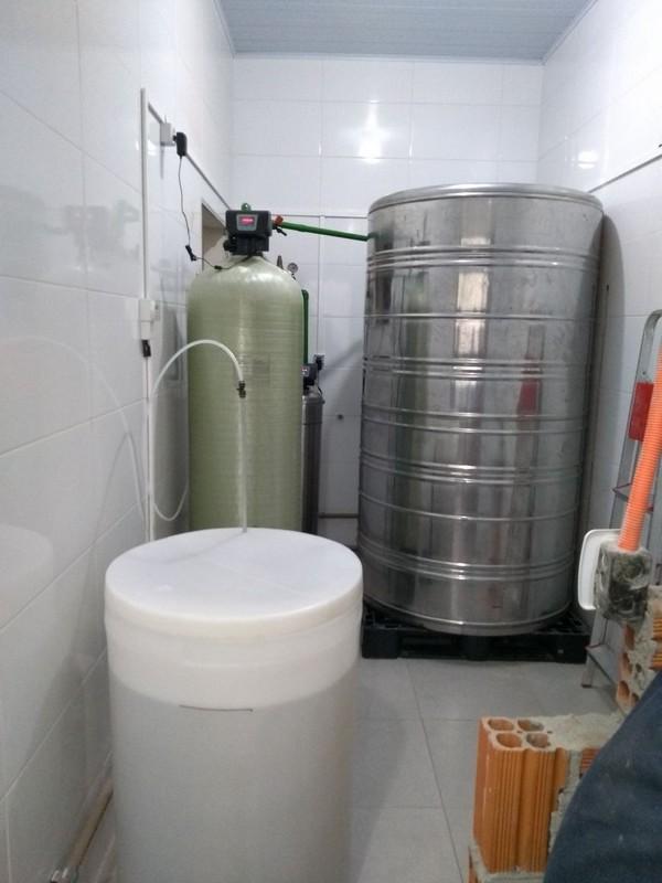 Empresas de tratamento de água de caldeira
