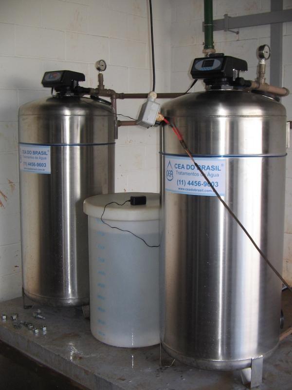 Empresas de tratamento de água em sp