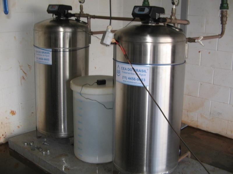 Estação de tratamento de água compacta preço