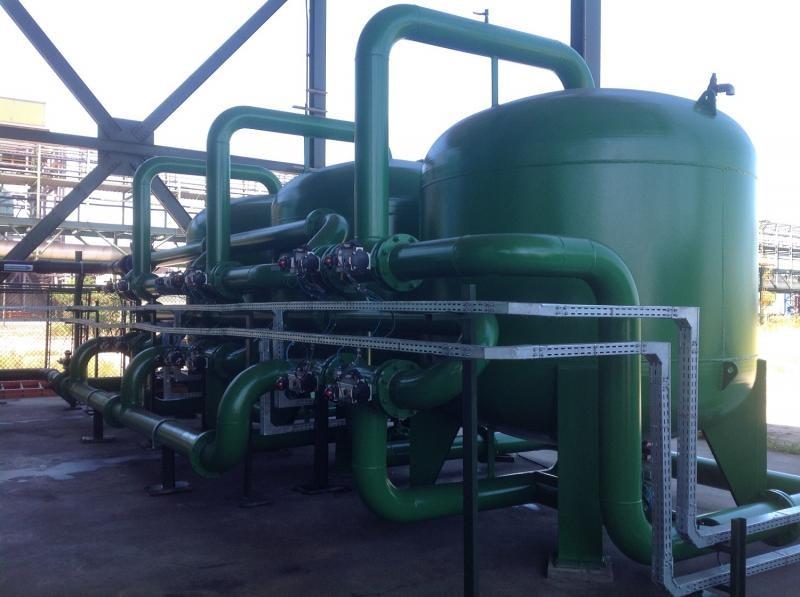 Estação de tratamento de água valor
