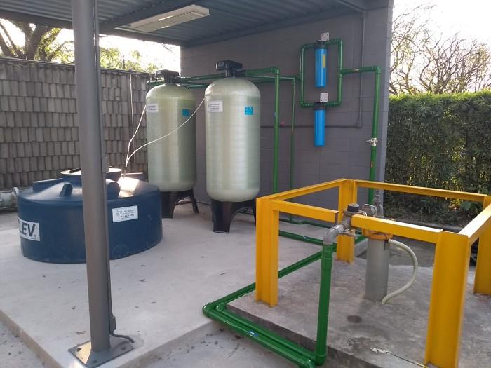 Operação e manutenção de estações de tratamento de água